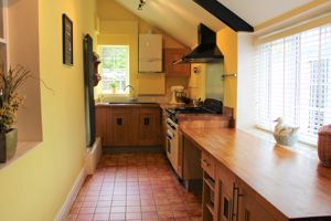 Utility Room/Second Kitchen