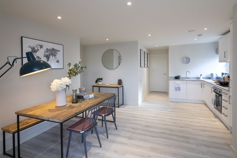 Show flat - kitchen