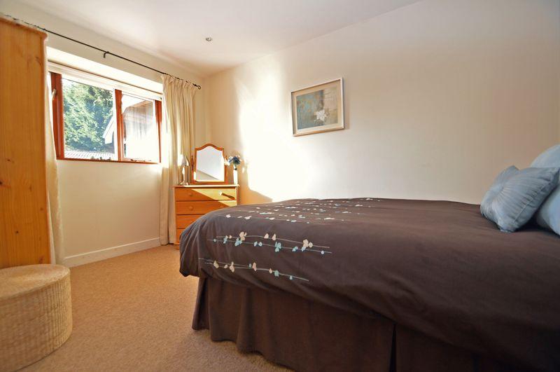 Bedroom Chalet