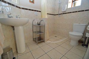 Shower Room Chalet