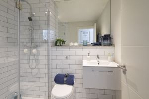 Show flat - shower room