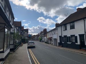 High Street Wargrave