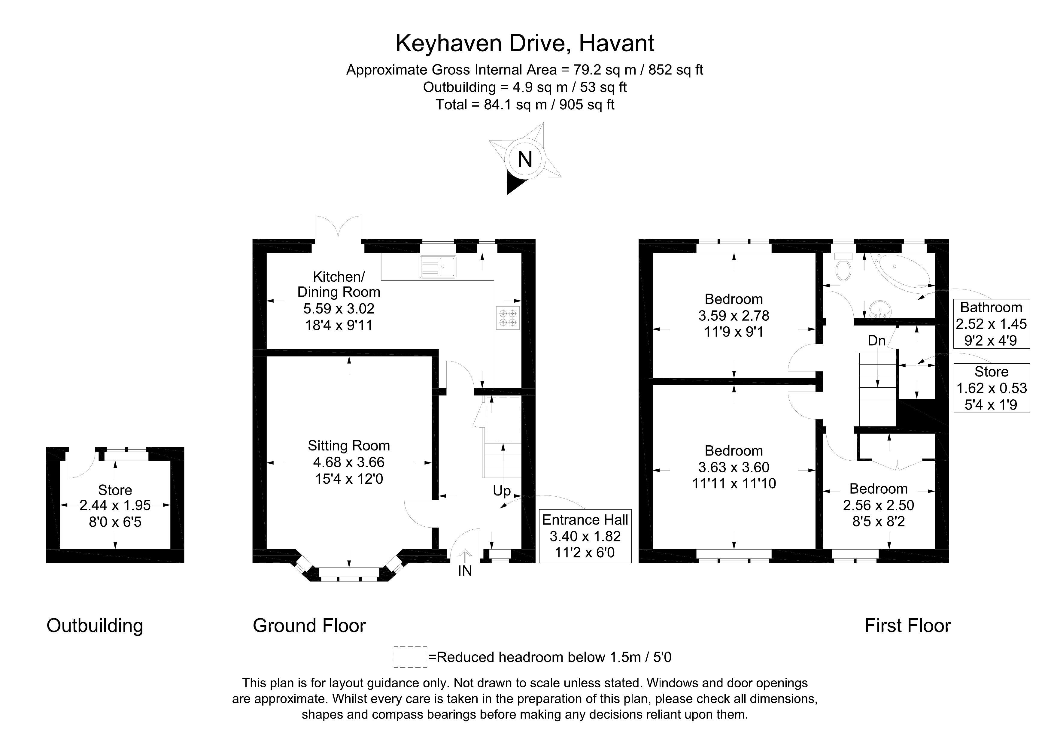 Keyhaven Drive