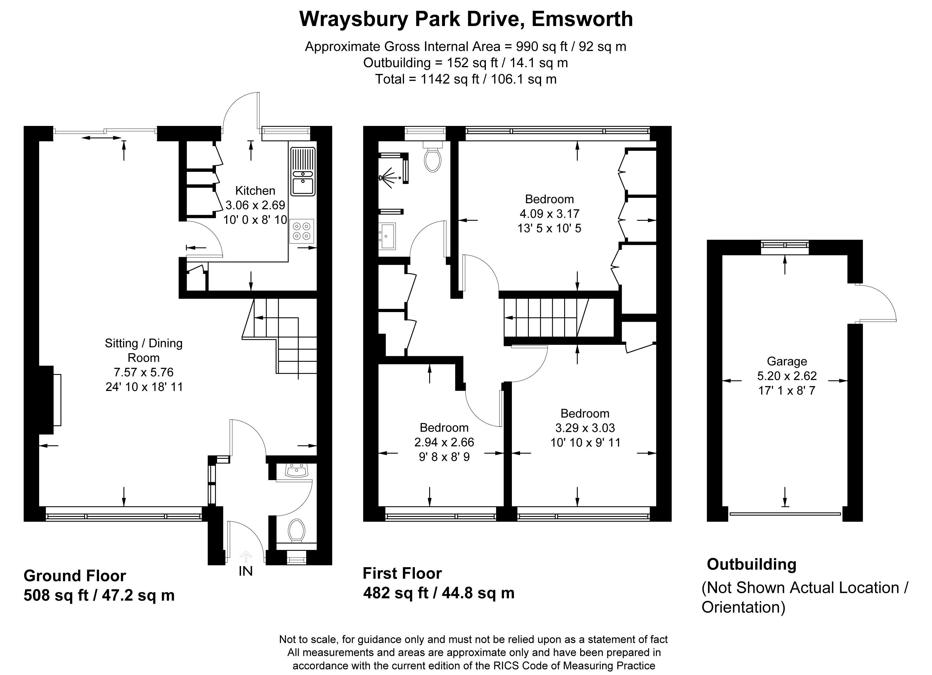 Wraysbury Park Drive
