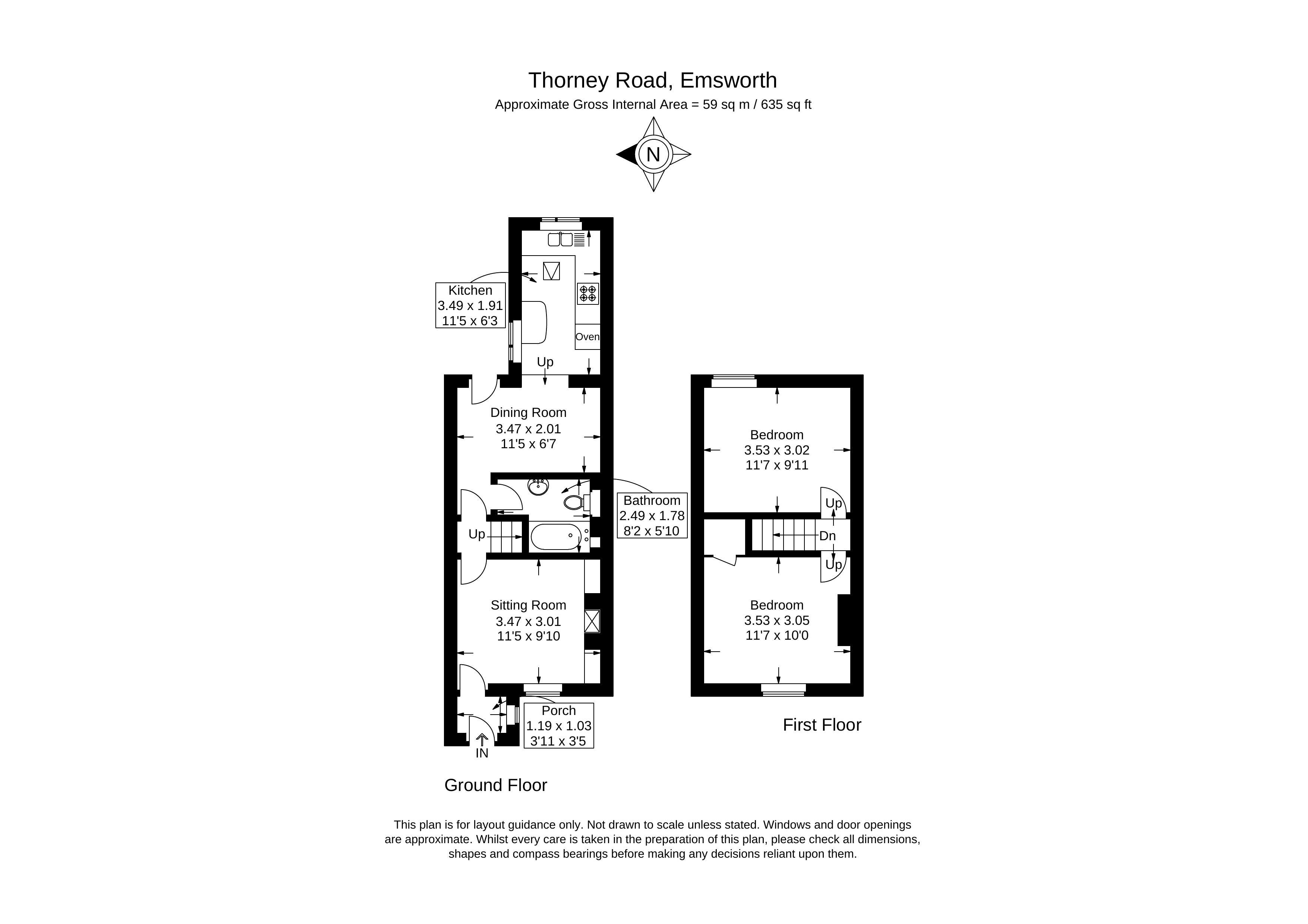 Thorney Road