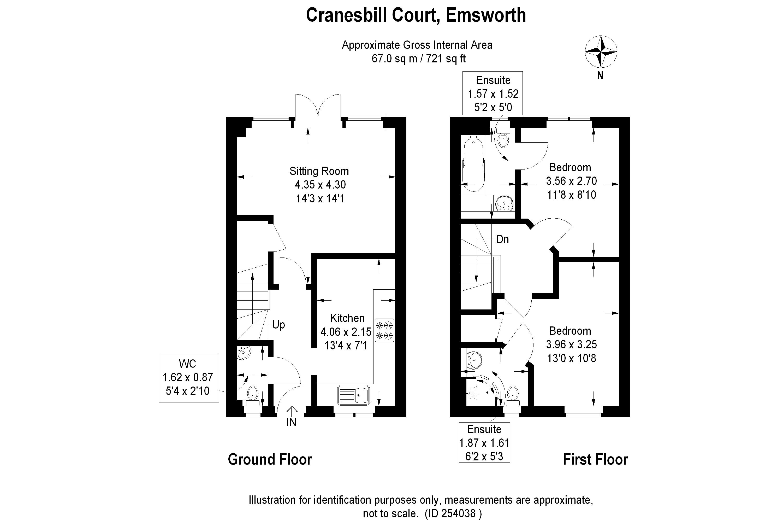 Cranesbill Court, Brushwood Grove