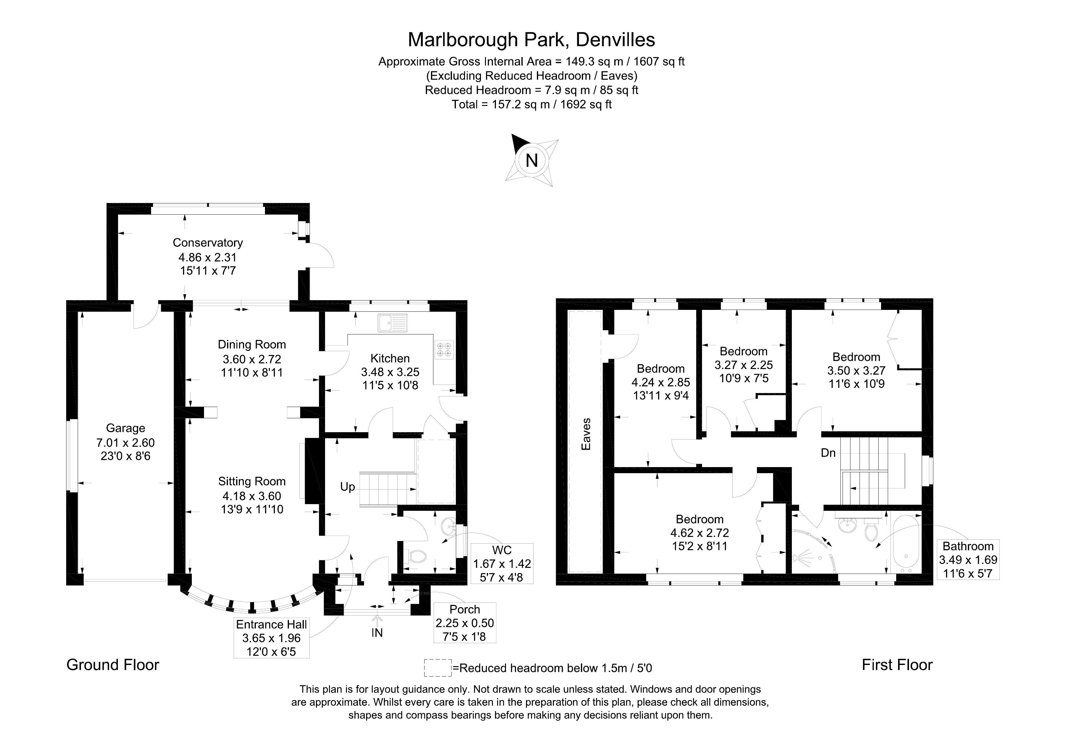 Marlborough Park Denvilles