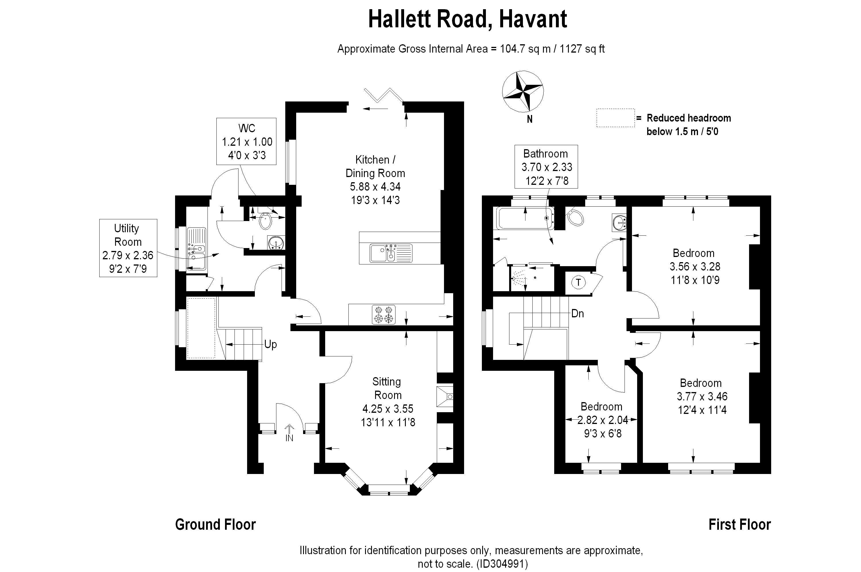 Hallett Road Denvilles