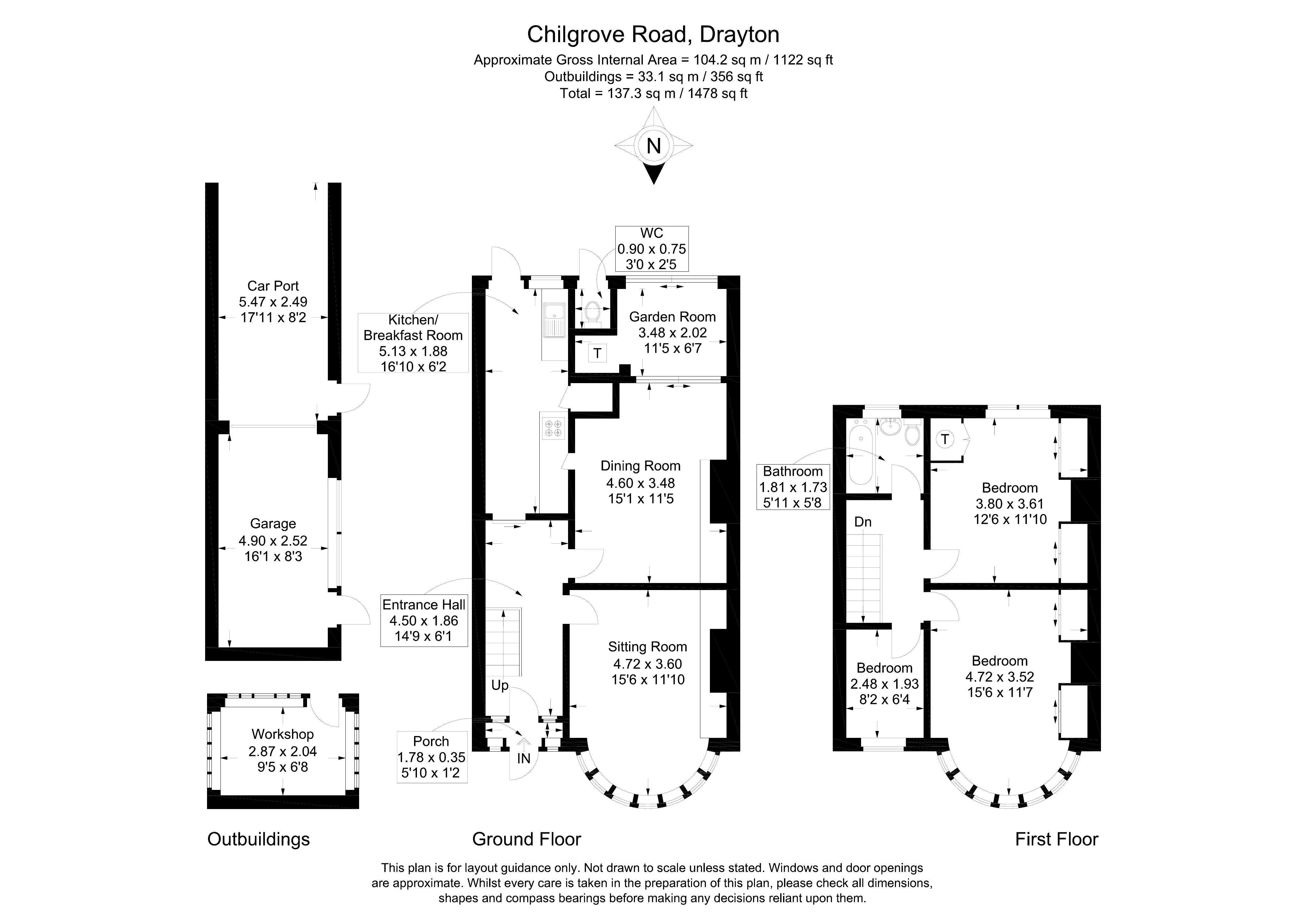 Chilgrove Road Drayton