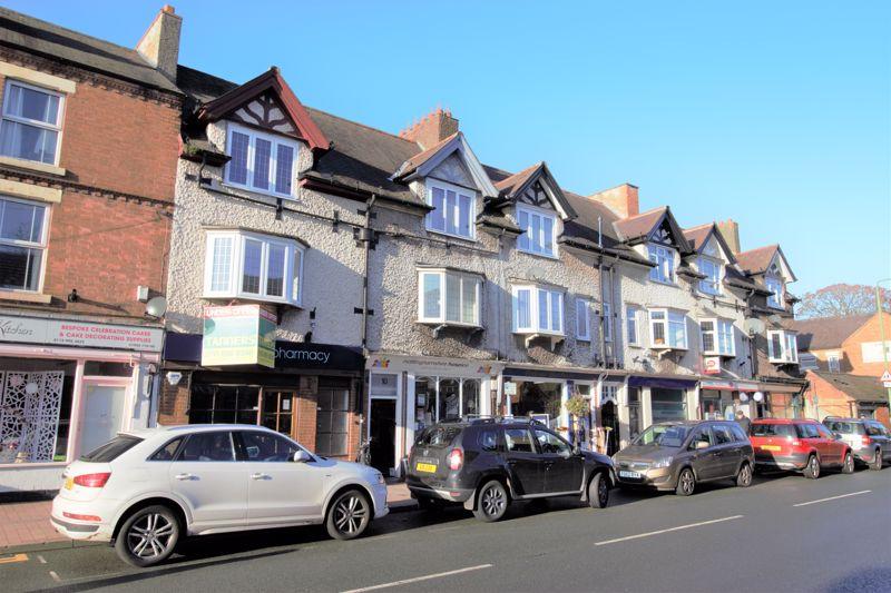 High Street Ruddington