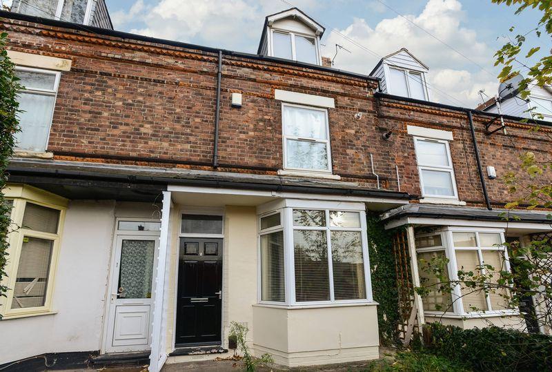 Dale Terrace Sneinton