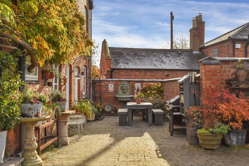 Bakehouse Lane Saddington