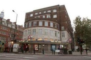 Warren Court Euston Road