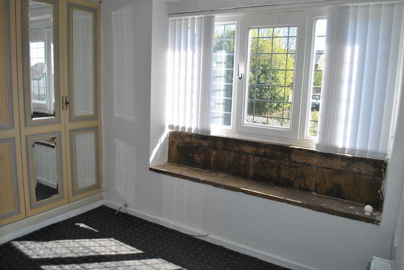 Bedroom One - Window Seat