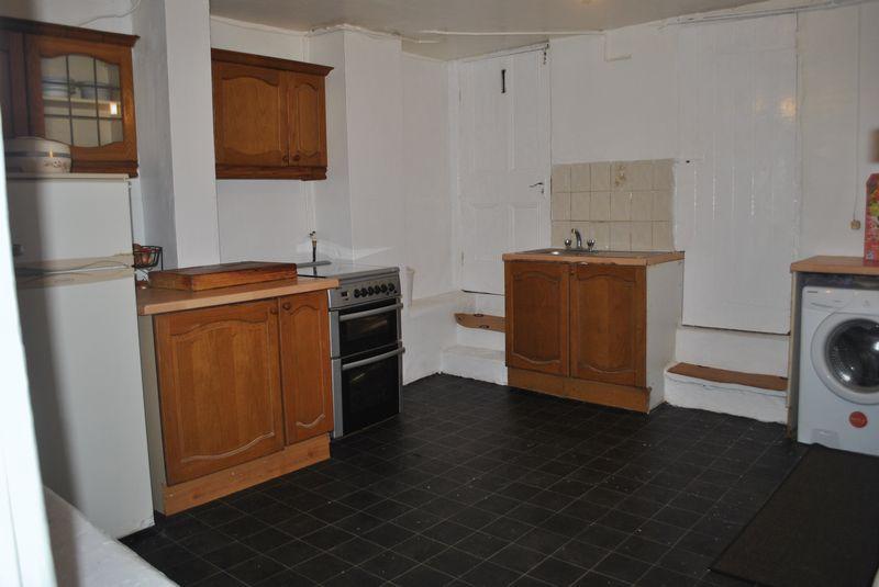 Basement Kitchen Room
