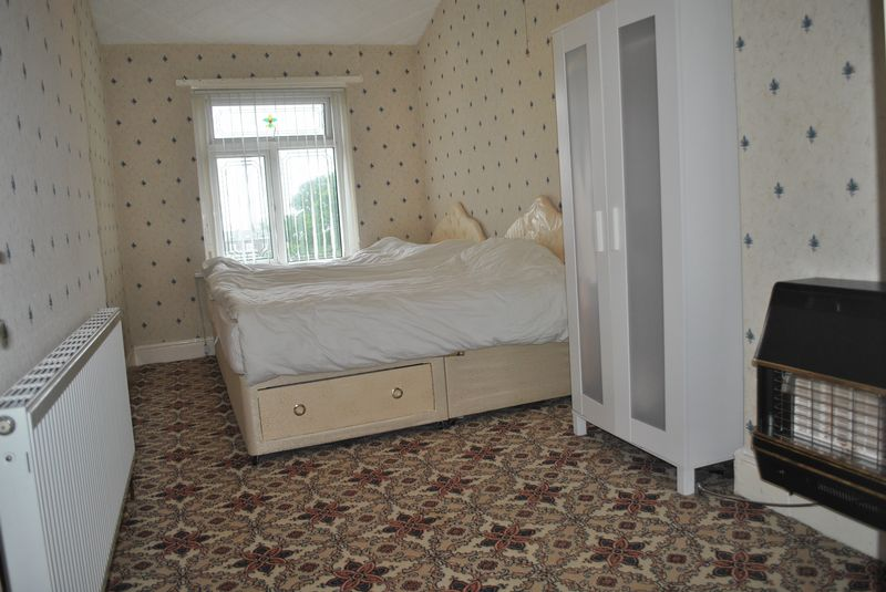 Rear First Floor Bedroom