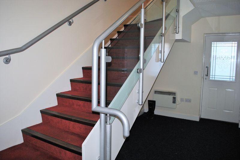 Communal Stairwaell