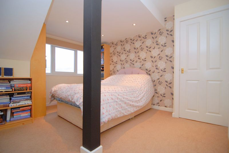 Rear Dorma Bedroom