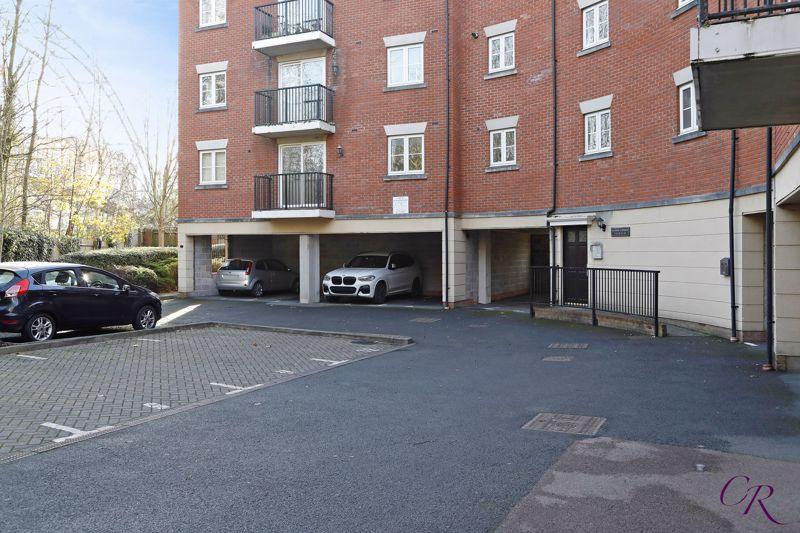 External Rear and Car Parking