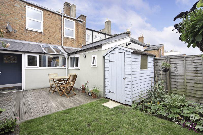 Garden & Rear External