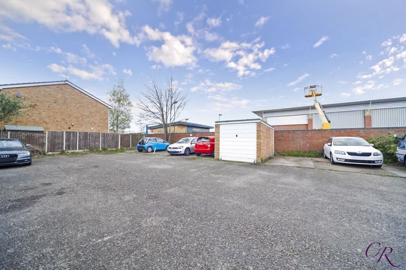 Garage and Communal Parking