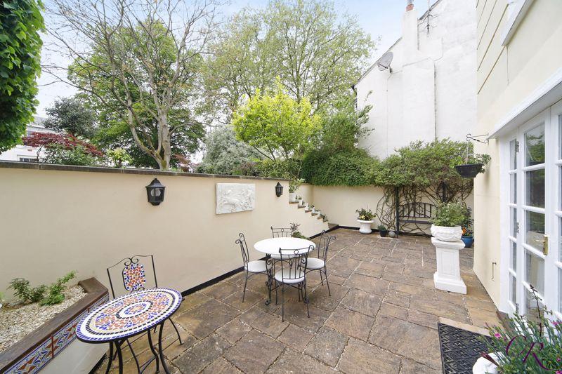 Lower Courtyard Garden