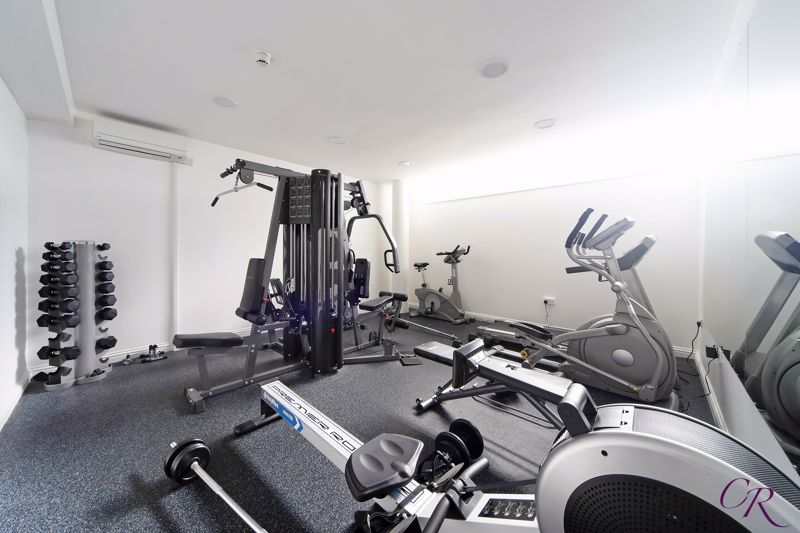 Residents-Only Gym
