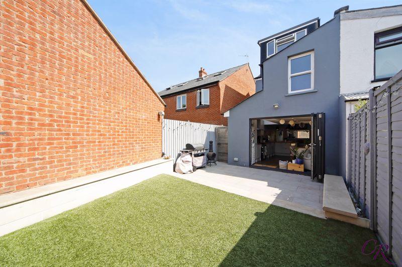 Garden and Rear External