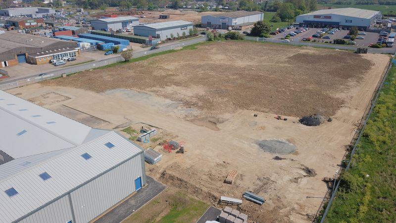 4 Plots of Land For Sale, Phoenix Enterprise Park, South Low Tower Road