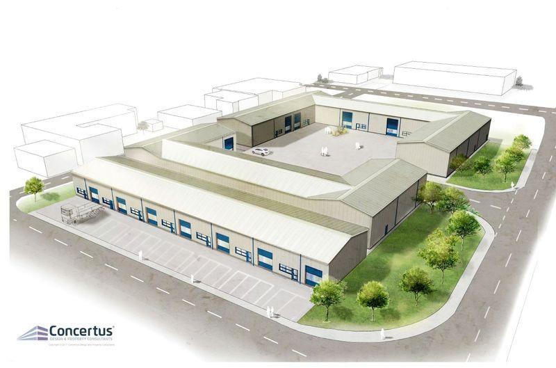 Unit 3, Phoenix Enterprise Park, South Lowestoft Industrial Tower Road