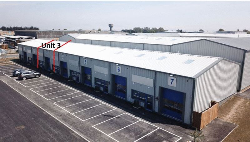 Unit 3, Phoenix Enterprise Park, South Lowestoft Industrial Tower Road