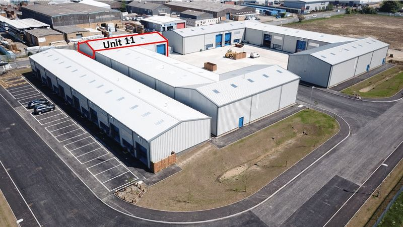 Unit 11, Phoenix Enterprise Park, South Lowestoft Industrial Tower Road