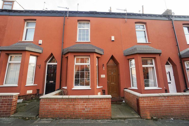 Fairbairn Street Horwich
