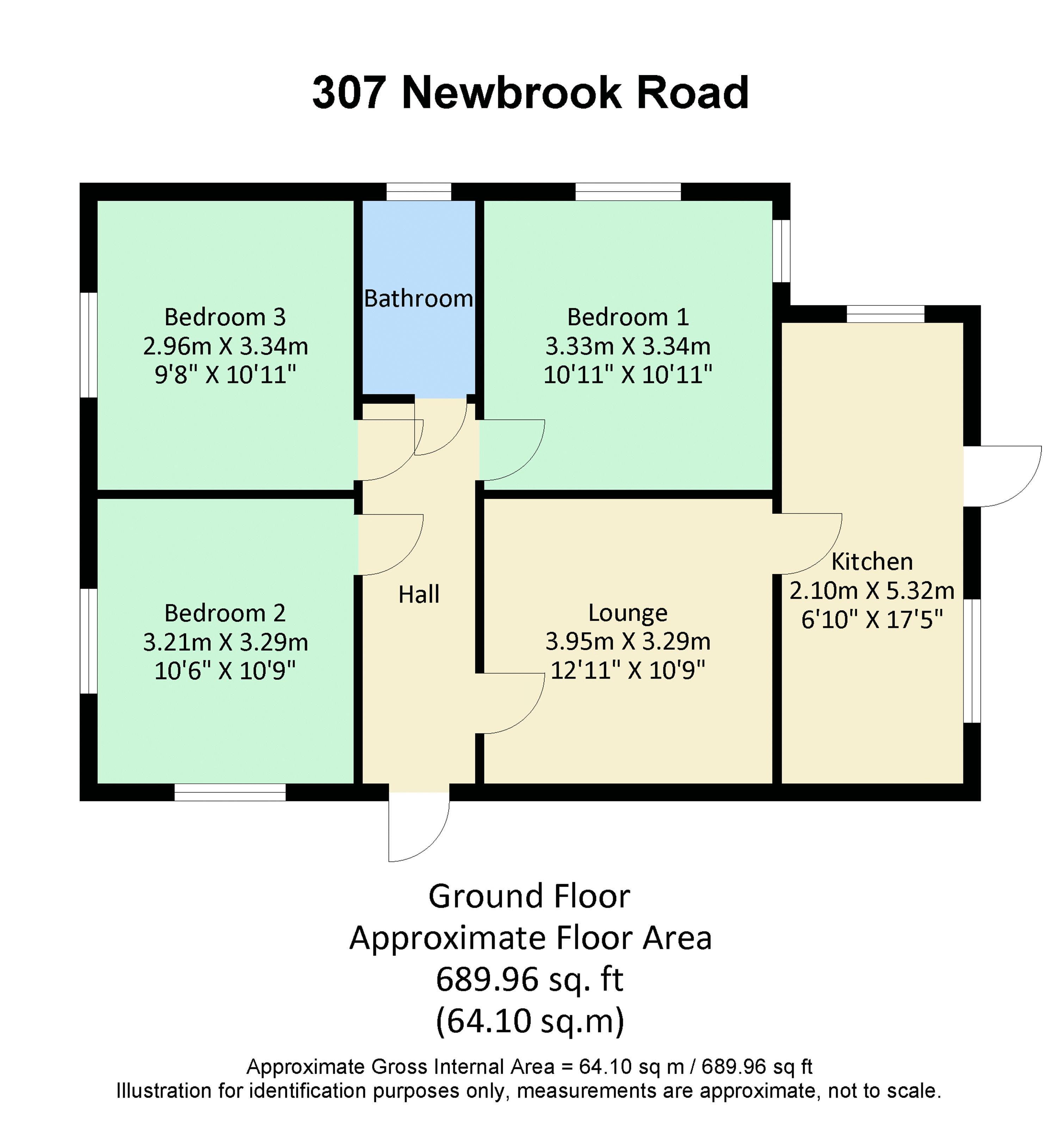 307 Newbrook Road
