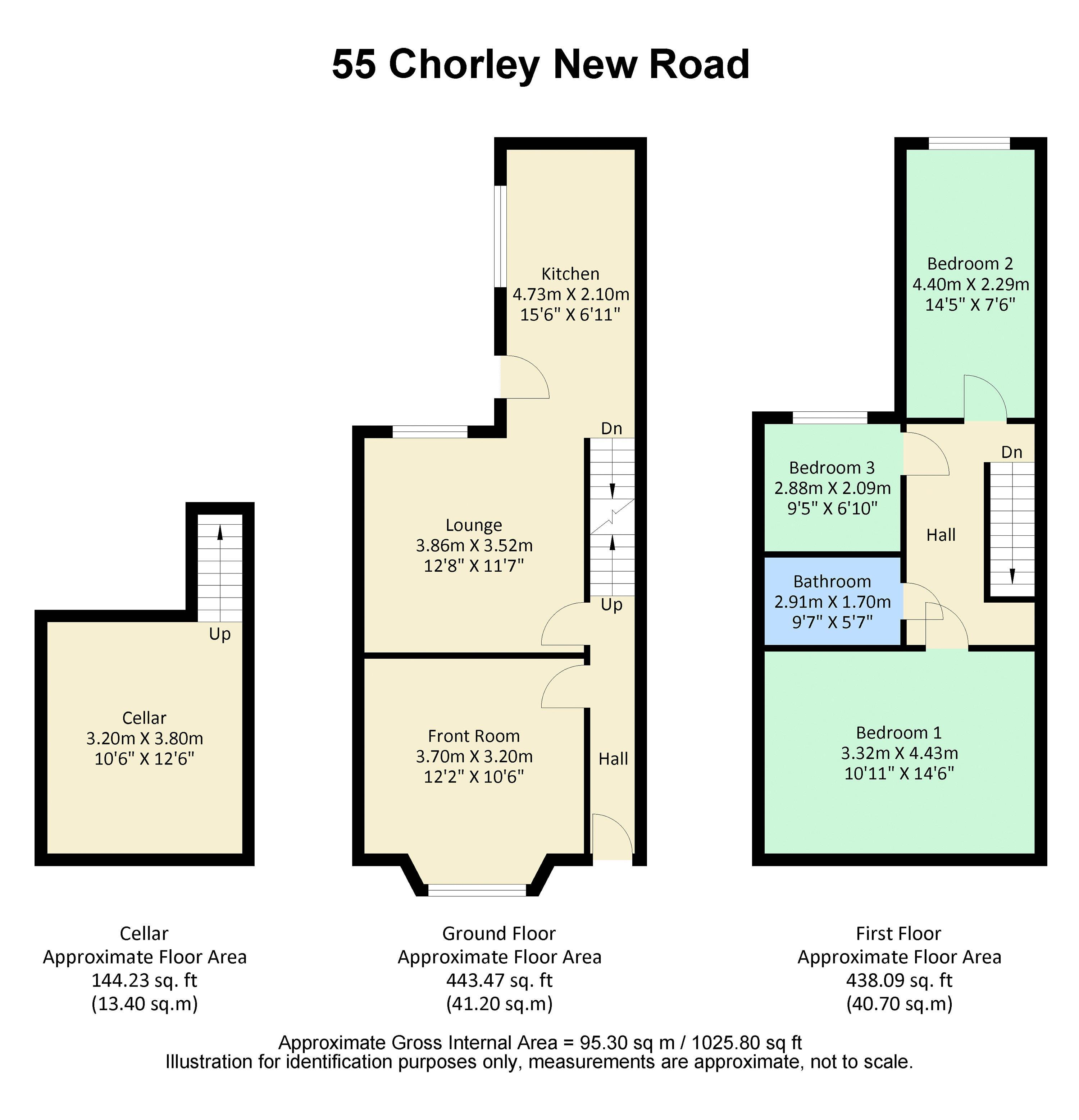 55 Chorley New Road