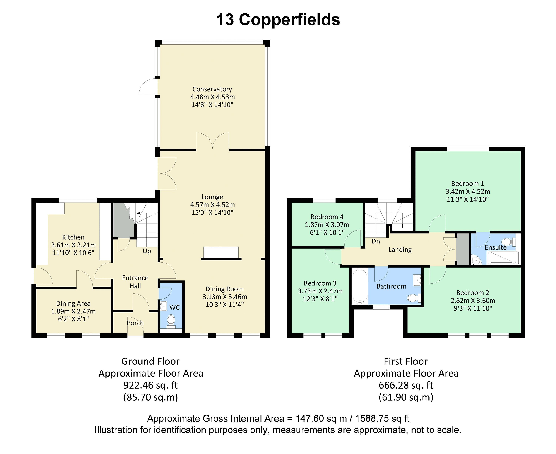 13 Copperfields