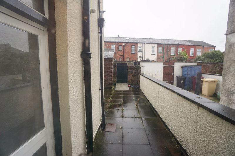 Mary Street West Horwich