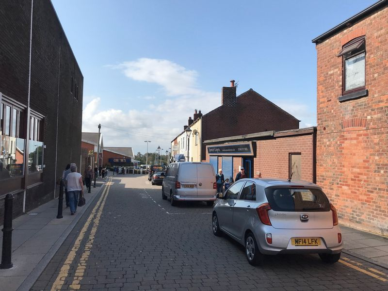 Market Street Westhoughton