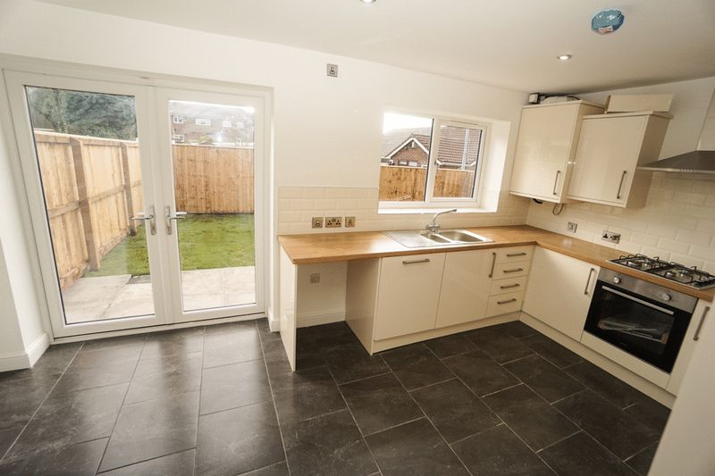 Paddocks Close Blackrod