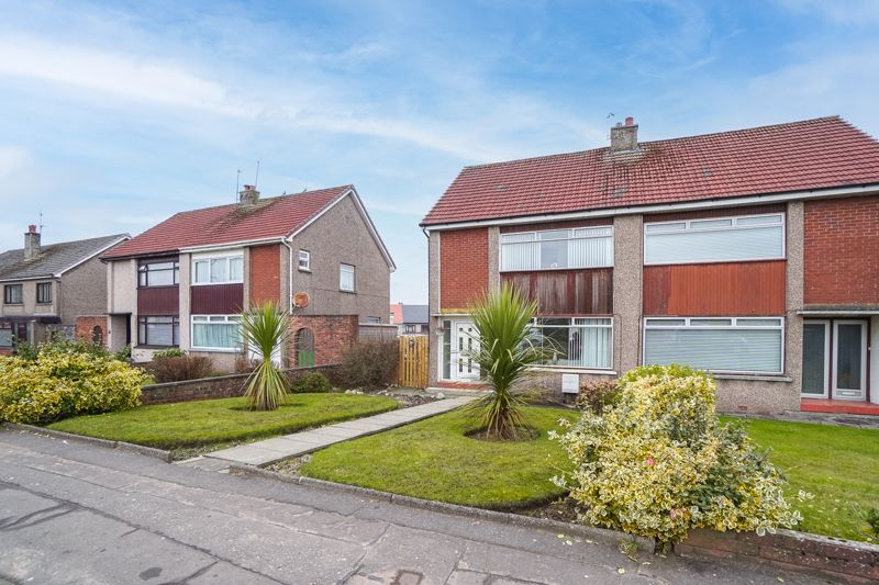 Campbell Place Dreghorn