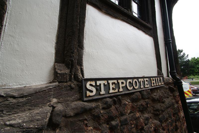 Stepcote Hill