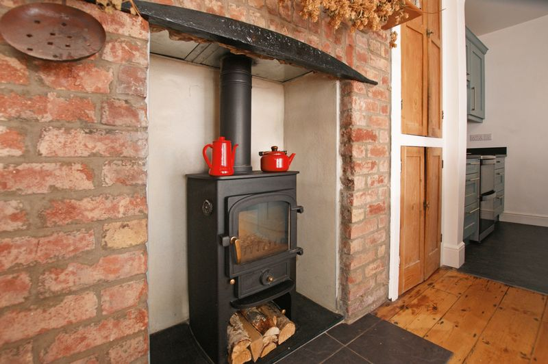 Woodburner feature