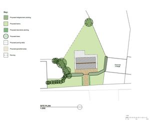 Building Plot & Land off Fore Street Probus
