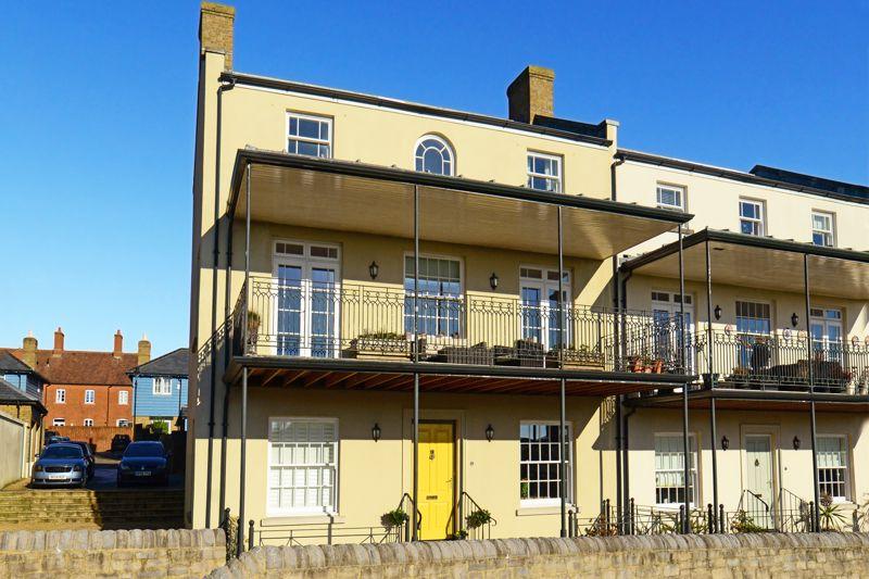 Ladock Terrace Poundbury