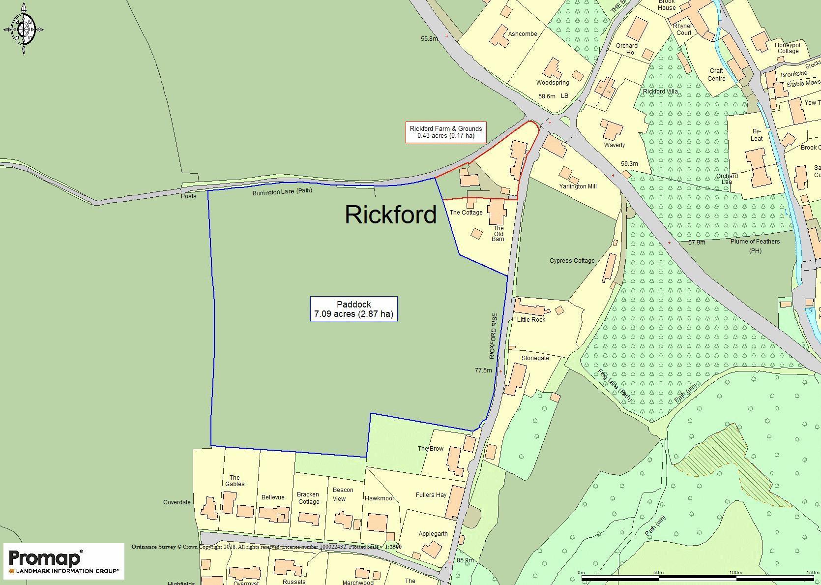 Rickford Rise Burrington