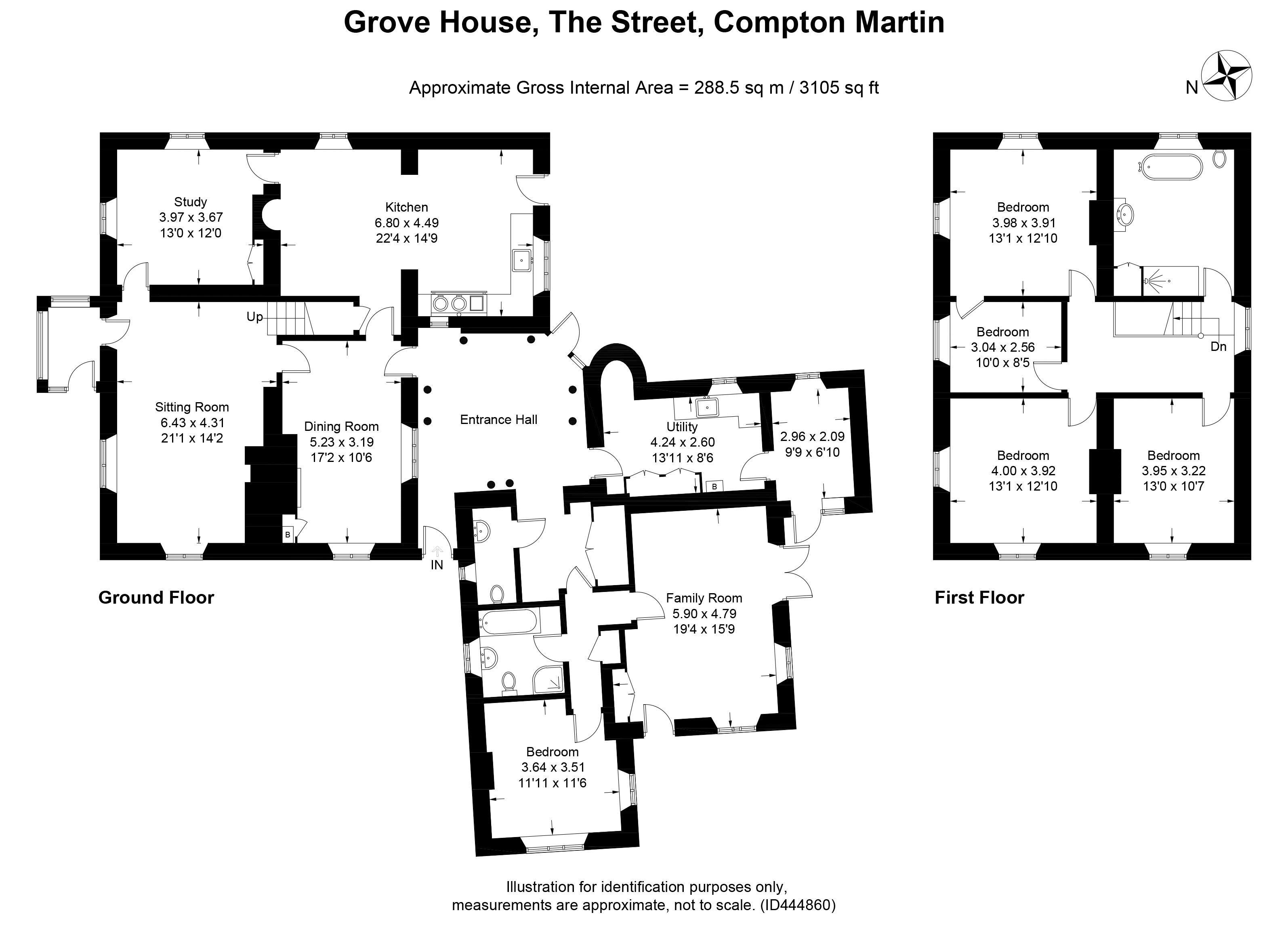 The Street Compton Martin