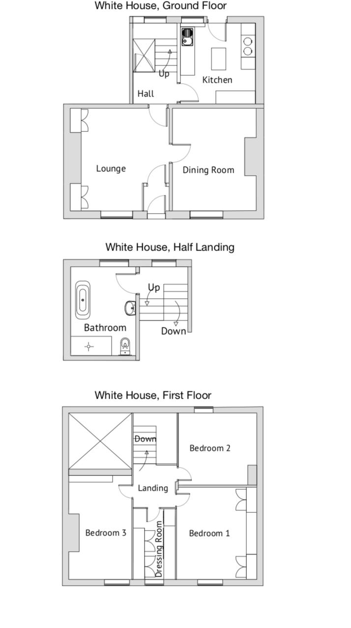 White House Plans