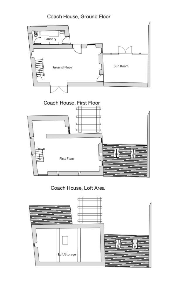 Coach House Plans