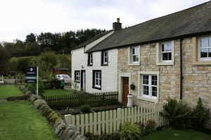 Roachburn six cottages Tindale Fell