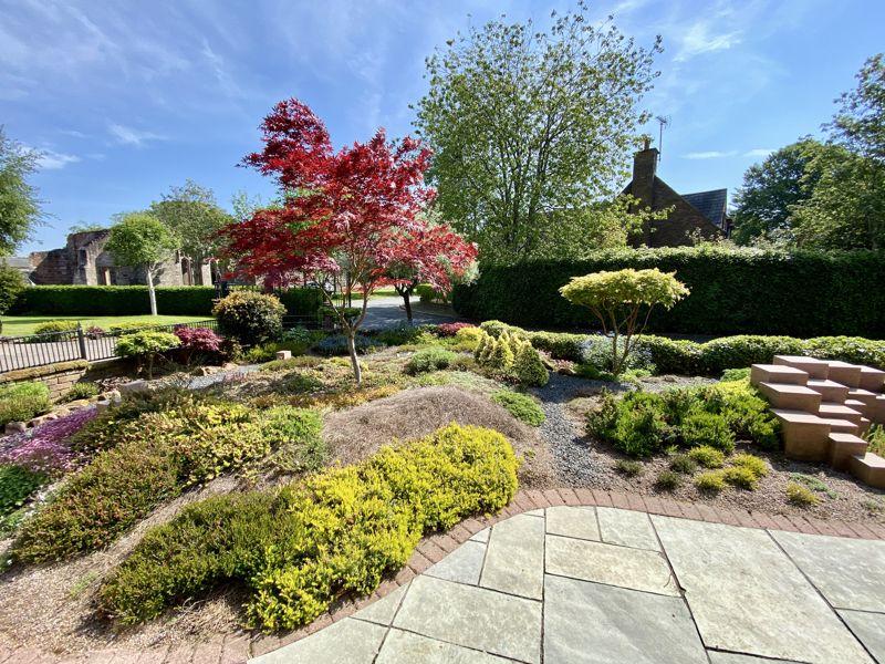 Brougham Hall Gardens Brougham